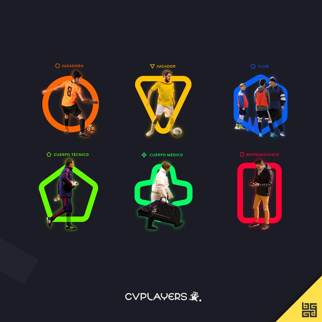 La communauté Cvplayers des professionnels du football